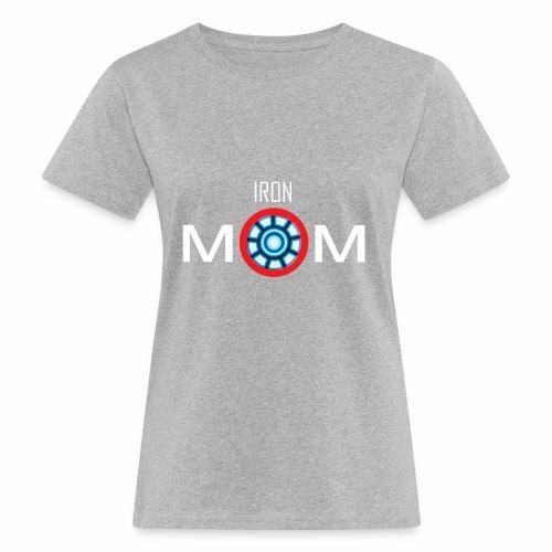 Iron mom - Women's Organic T-Shirt