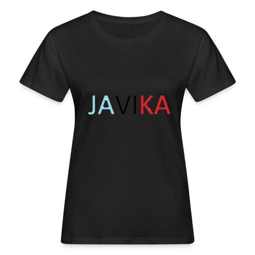 JAVIKA - Vrouwen Bio-T-shirt