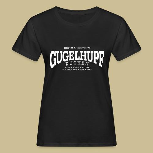 Gugelhupf (white) - Frauen Bio-T-Shirt
