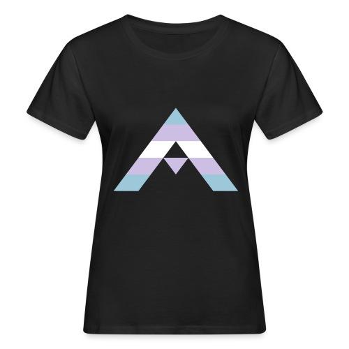 shirt_ally_trans - Ekologisk T-shirt dam