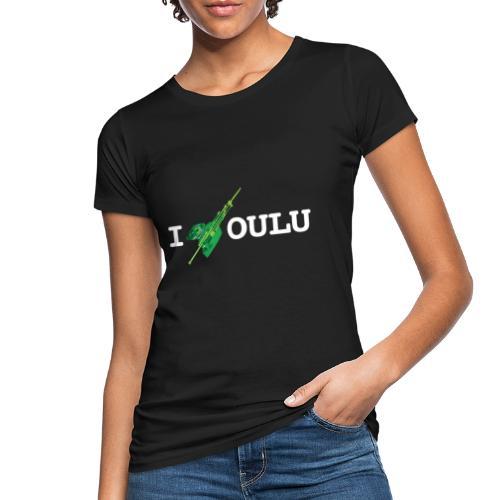 Uilleann Piper Oulu - Classic 2020 - Naisten luonnonmukainen t-paita