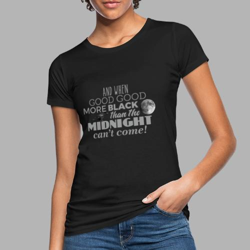 Good Good - T-shirt ecologica da donna