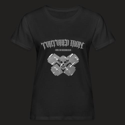 skull - Women's Organic T-Shirt
