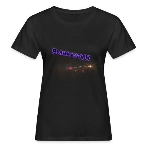 PlanktonTH, Lens Flare - Naisten luonnonmukainen t-paita