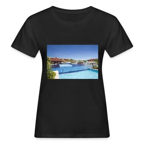 splendide piscine - T-shirt bio Femme