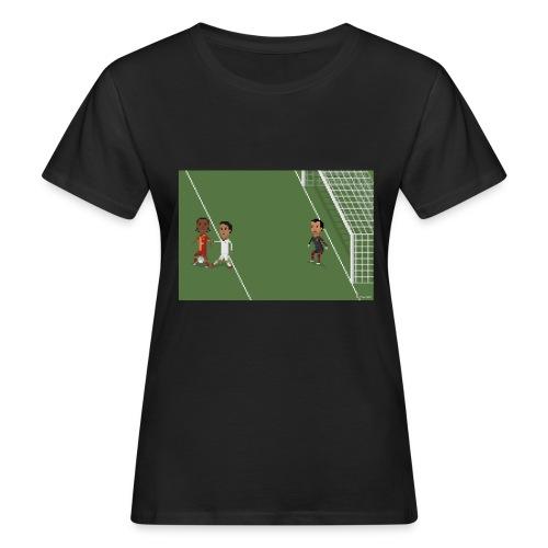 Backheel goal BG - Women's Organic T-Shirt
