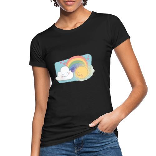 Regenbogen - Frauen Bio-T-Shirt