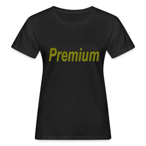 Premium - Women's Organic T-Shirt