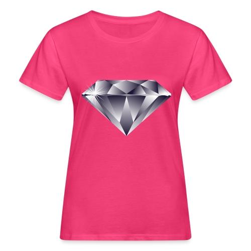Diamond - Vrouwen Bio-T-shirt