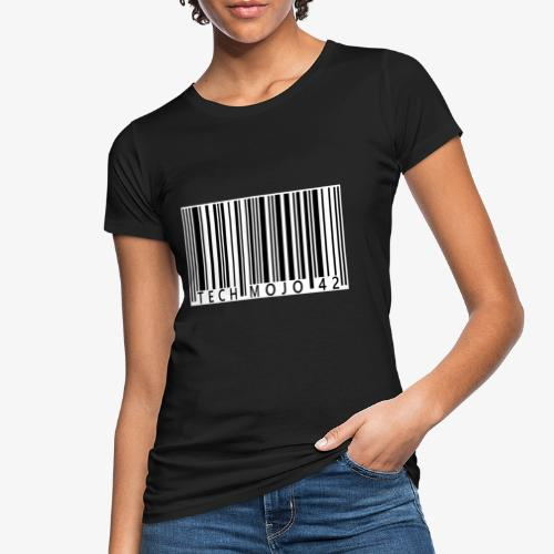 TM graphic Barcode Answer to the universe - Women's Organic T-Shirt
