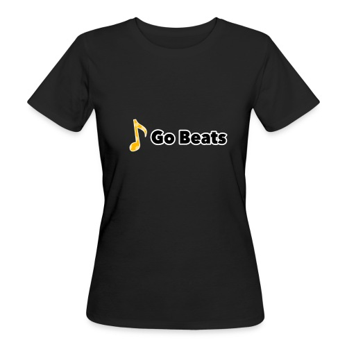 Logo with text - Women's Organic T-Shirt