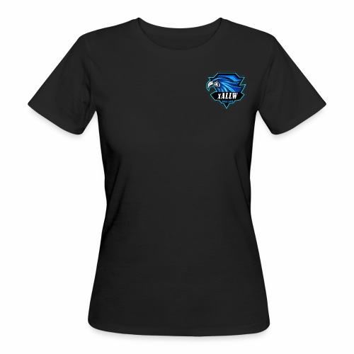 xallw logo - Frauen Bio-T-Shirt