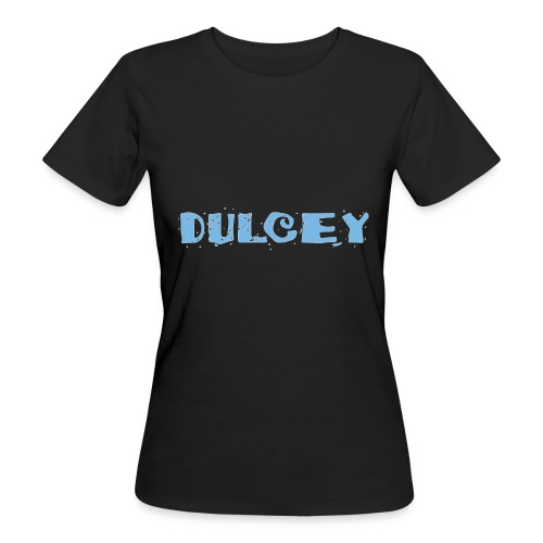 dulcey logo - Frauen Bio-T-Shirt