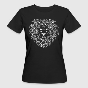 sound lion - Frauen Bio-T-Shirt