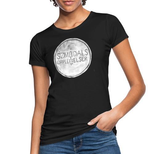 Sømådalsopplevelser - Økologisk T-skjorte for kvinner