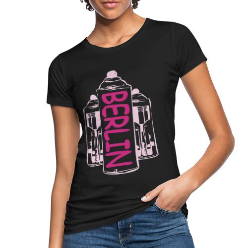 Berlin Power - Frauen Bio-T-Shirt