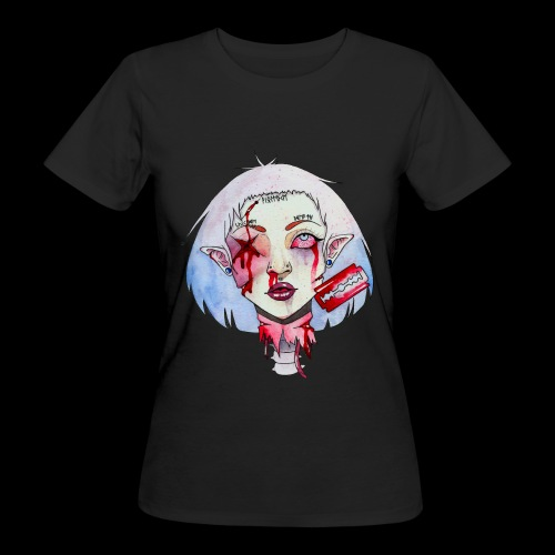 Violence - T-shirt bio Femme