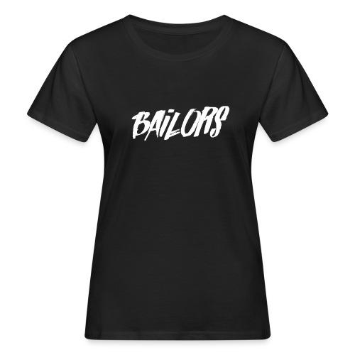 Bailors Painted white - Vrouwen Bio-T-shirt