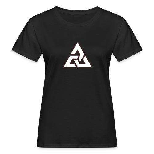 Großes Logo [JxsyFX] - Frauen Bio-T-Shirt