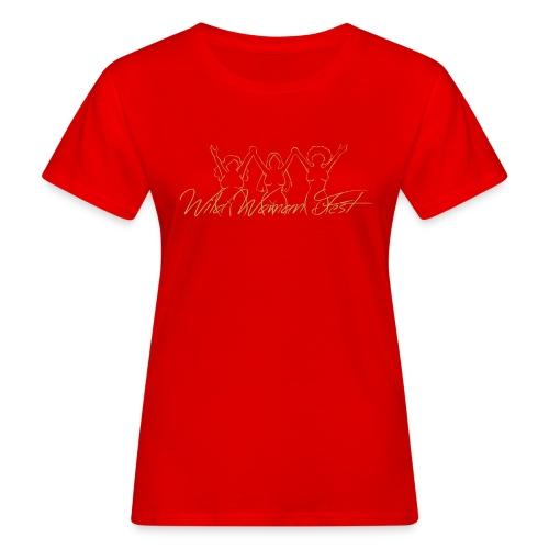 Wild Woman Fest - Vrouwen Bio-T-shirt