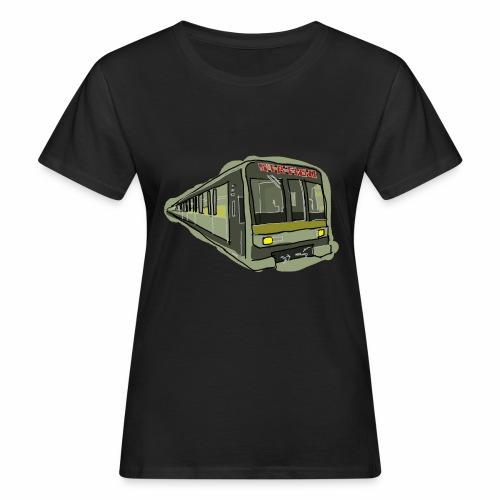 Urban convoy - T-shirt ecologica da donna