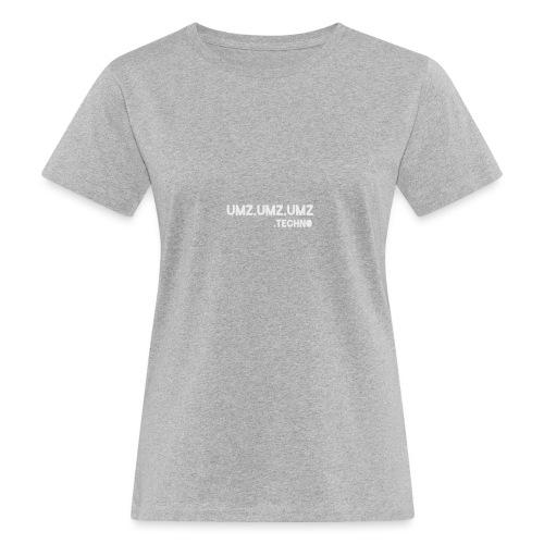 Techno - Frauen Bio-T-Shirt