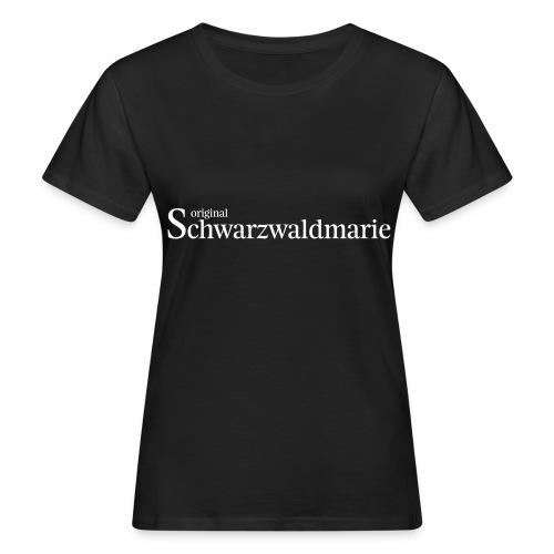 Schwarzwaldmarie - Frauen Bio-T-Shirt