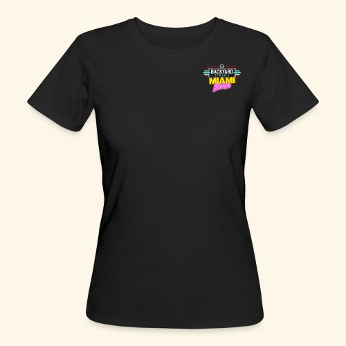 Miami Beach - Women's Organic T-shirt