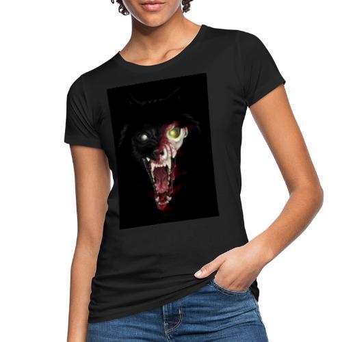 Zombie Wolf - T-shirt bio Femme