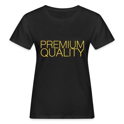 Premium quality - T-shirt bio Femme