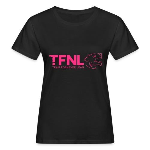 TFNL Pink Logo Tee - Women's Organic T-Shirt