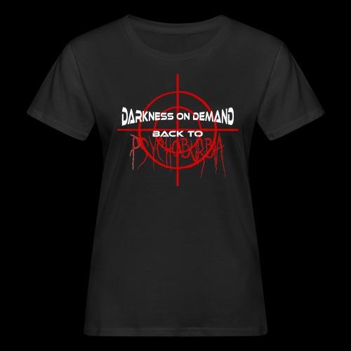 DoD Back to Psychoburbia - Frauen Bio-T-Shirt