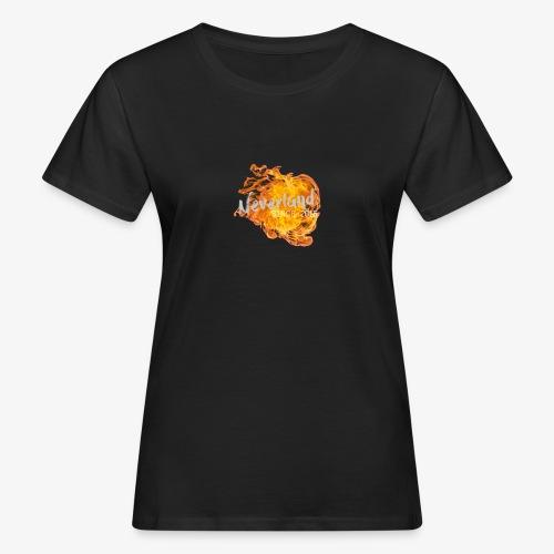 NeverLand Fire - Vrouwen Bio-T-shirt