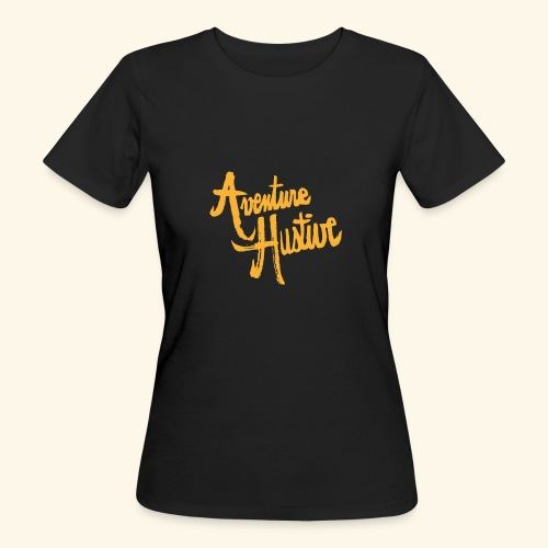 AventureHUstive - T-shirt bio Femme