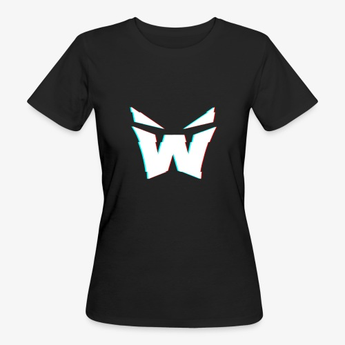 MAN'S VORTEX DESIGN - Women's Organic T-Shirt