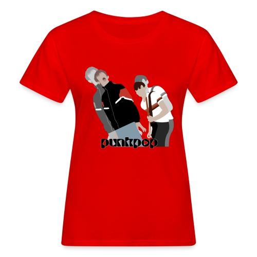 Girls and Boys PunkPop - T-shirt ecologica da donna