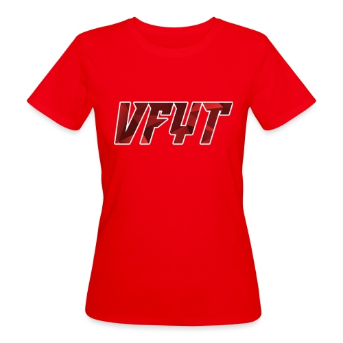 vfyt shirt - Vrouwen Bio-T-shirt