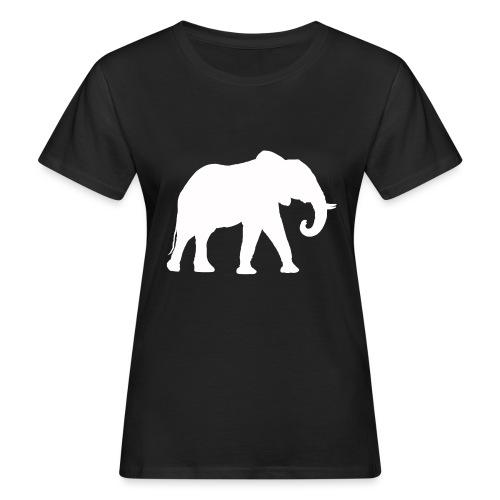 Larry Fitzpatrick X Proboscidea - Frauen Bio-T-Shirt