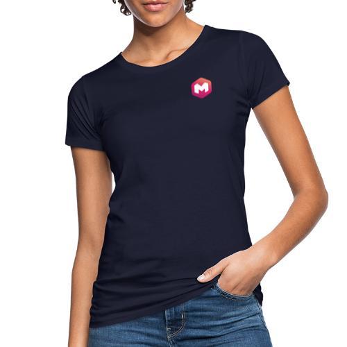 Makum LOGO - Naisten luonnonmukainen t-paita