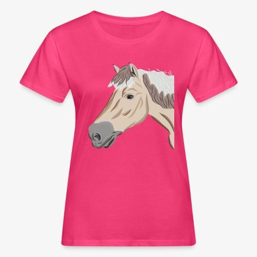 Fjord Pony - Frauen Bio-T-Shirt