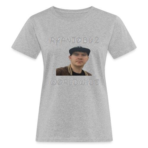 Ryanjob62 Worldwide - Women's Organic T-Shirt