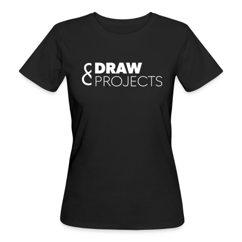 Draw and Projects - T-shirt bio Femme