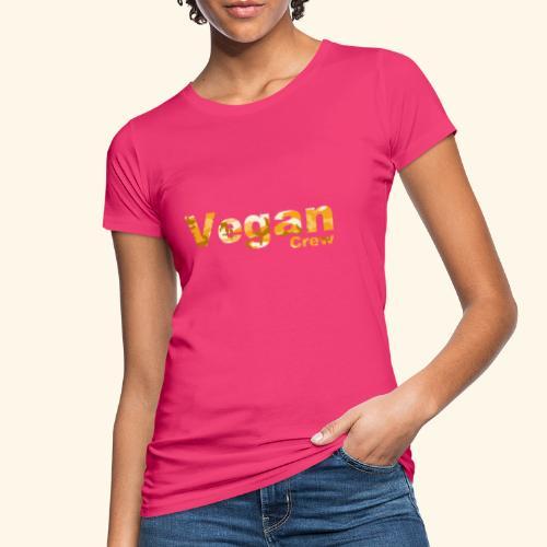 Orange Camo - Women's Organic T-Shirt
