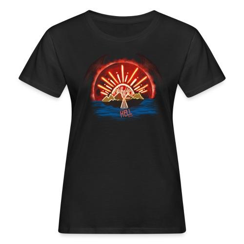 Go to hell - T-shirt bio Femme