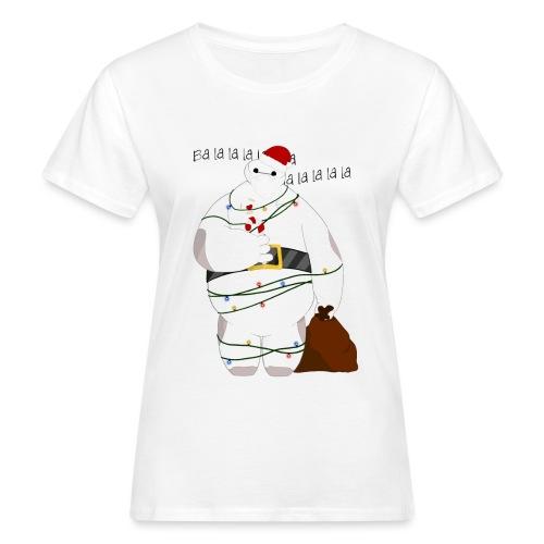 Merry Baymax - T-shirt ecologica da donna