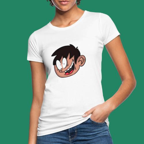 Comic Head - T-shirt bio Femme