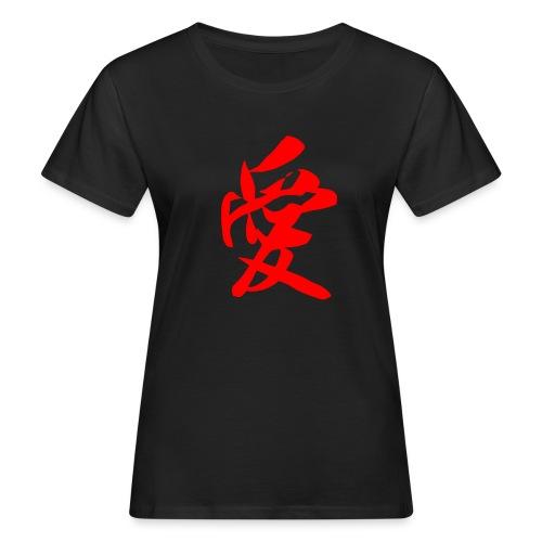 chine - T-shirt bio Femme