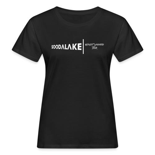 Silent Whispers Tour - Frauen Bio-T-Shirt