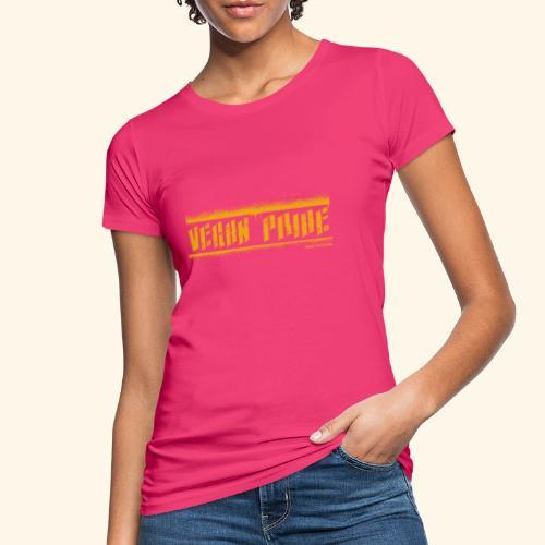 Vegan Pride - Women's Organic T-Shirt