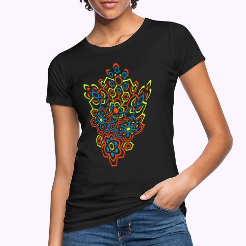 LectroMaze Warped - Vrouwen Bio-T-shirt